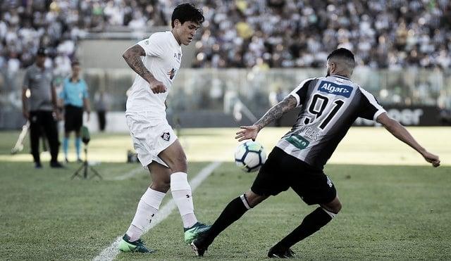 Resultado Fluminense 1 x 1 Ceará no Campeonato Brasileiro 2019