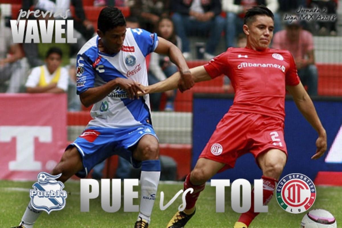 Previa Puebla - Toluca: Tres puntos entre el bien y el mal