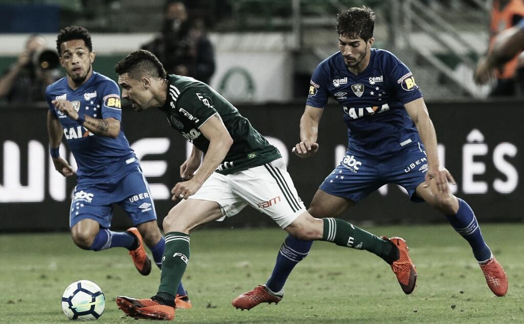 Por vaga na final da Copa do Brasil, Cruzeiro recebe Palmeiras com vantagem no placar