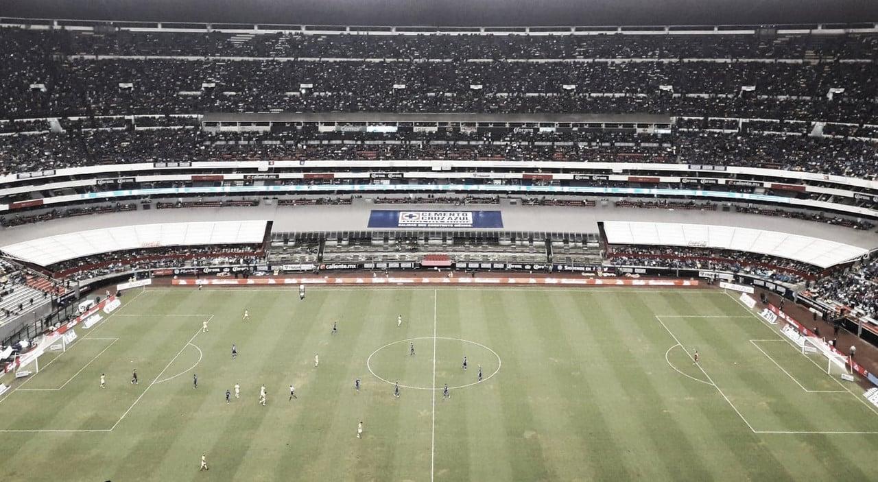 Estadio Azteca: las razones del deplorable estado de la cancha