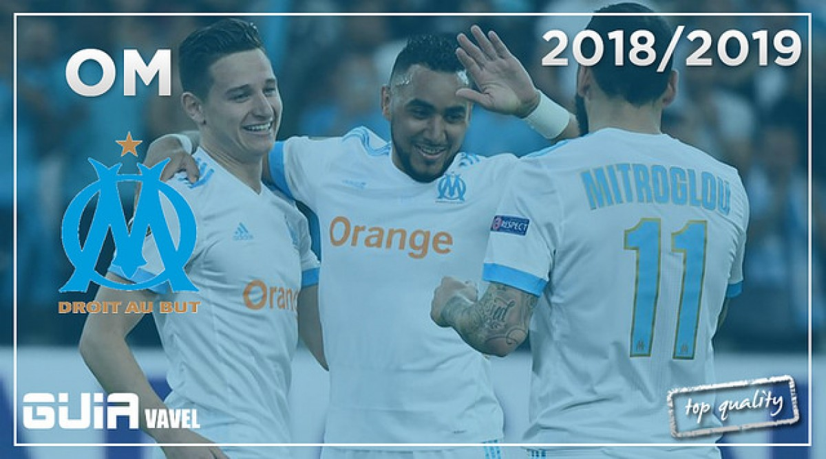 Guía VAVEL Ligue 1 2018/19: Olympique de Marsella, objetivo Champions League