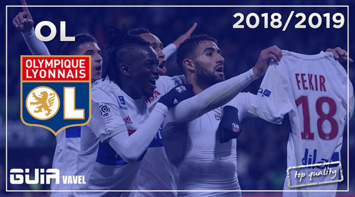 Guía VAVEL Ligue 1 2018/2019: Olympique Lyon, a por la gesta