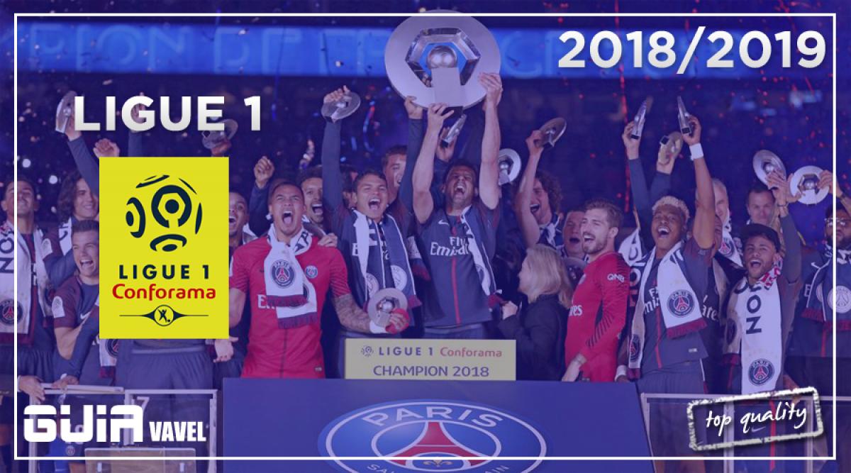 Guía VAVEL Ligue 1 2018/2019: en busca de destronar al rey