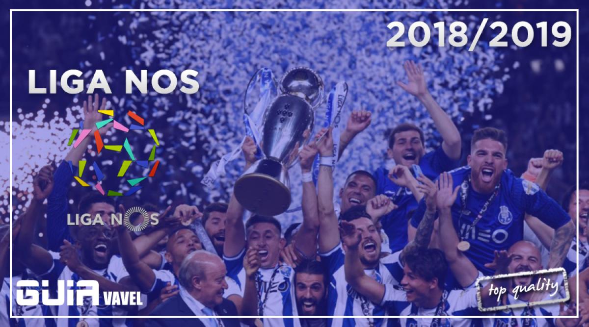 Guía VAVEL Liga NOS 2018/19: ¿quién se coronará?