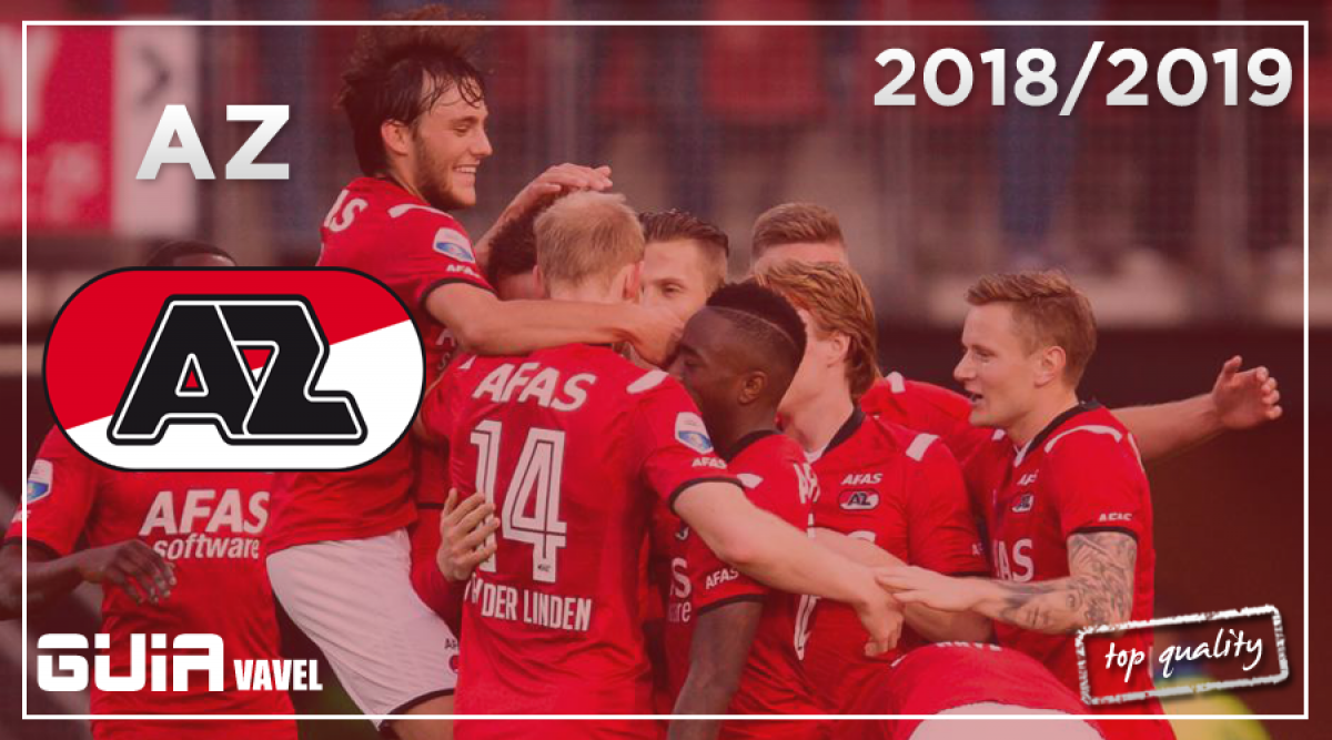 Guía VAVEL Eredivisie 2018/19: AZ, en búsqueda de algo más que ser terceros