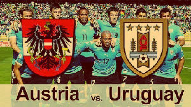 Austria - Uruguay: primer test del año para la Celeste