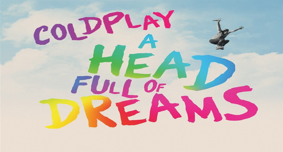 Coldplay comparte adelanto de serie 'A head full of dreams'