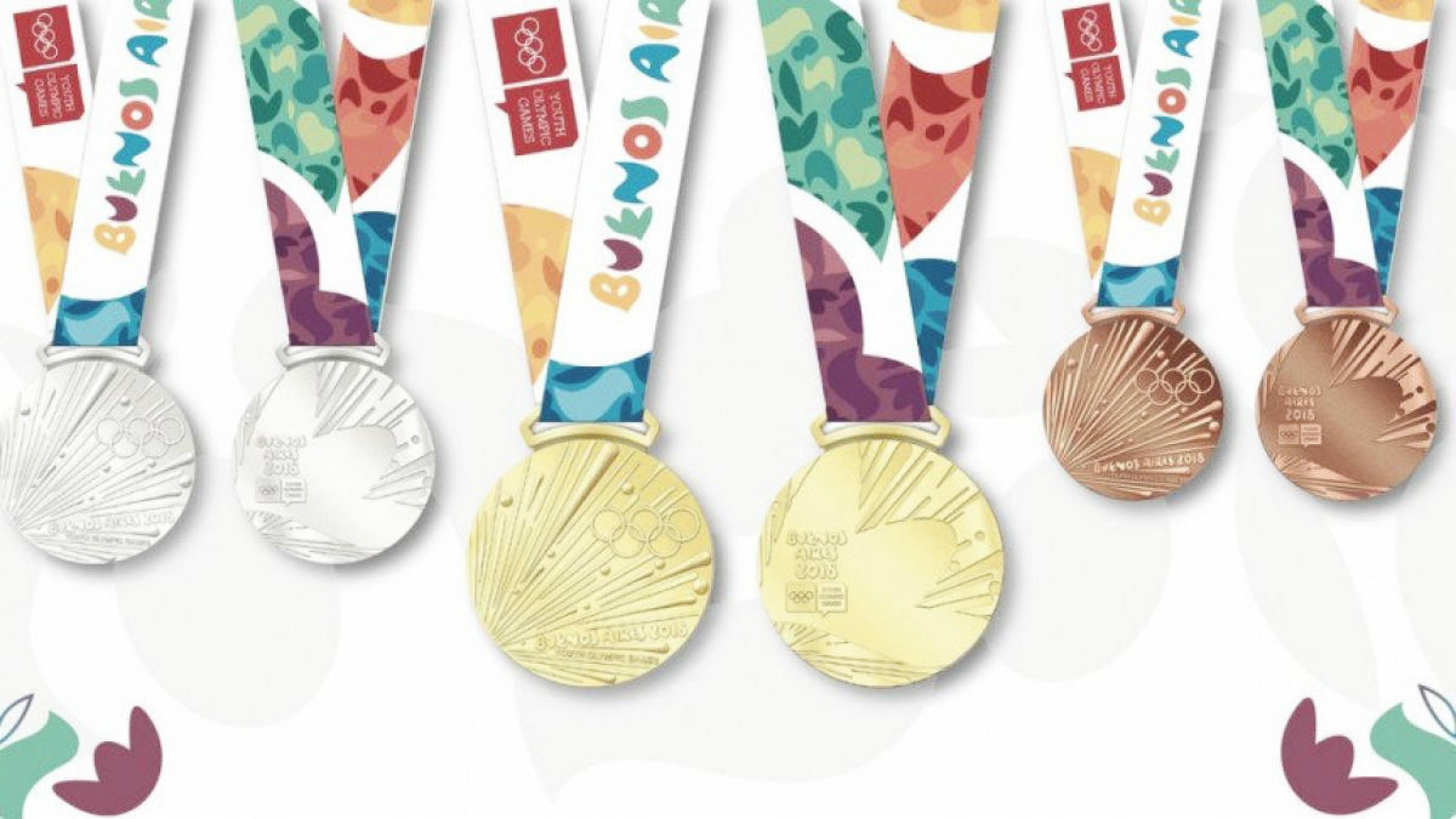 Juegos Olímpicos de la Juventud: Las medallas Argentinas hasta la fecha