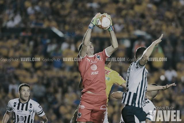 """Marcelo Barovero: """"Nos conocemos bastante"""""""