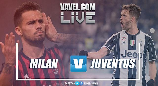 Resultado AC Milan 0-2 Juventus en Serie A 2018