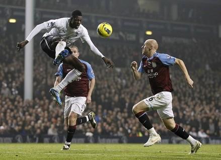 Tottenham suit le rythme