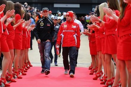 """Fernando Alonso: """"Sigo líder y evidentemente es el objetivo principal para nosotros"""""""