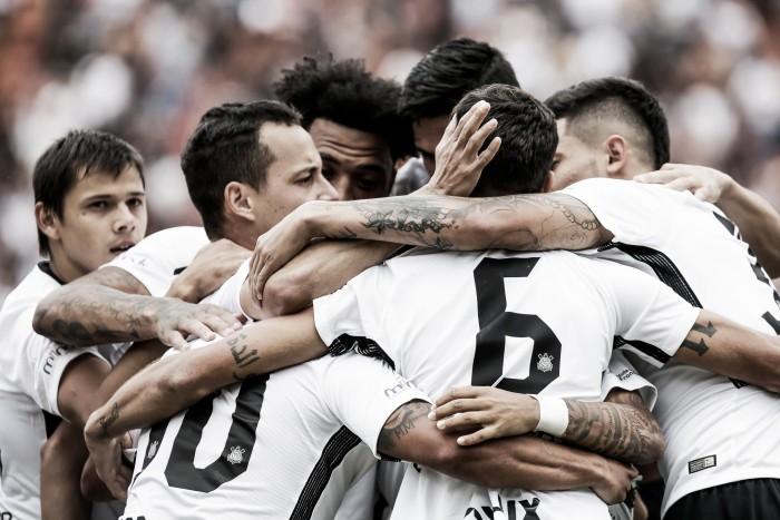 Análise: com nova formação, Corinthians busca leveza no ataque e equilíbrio na defesa