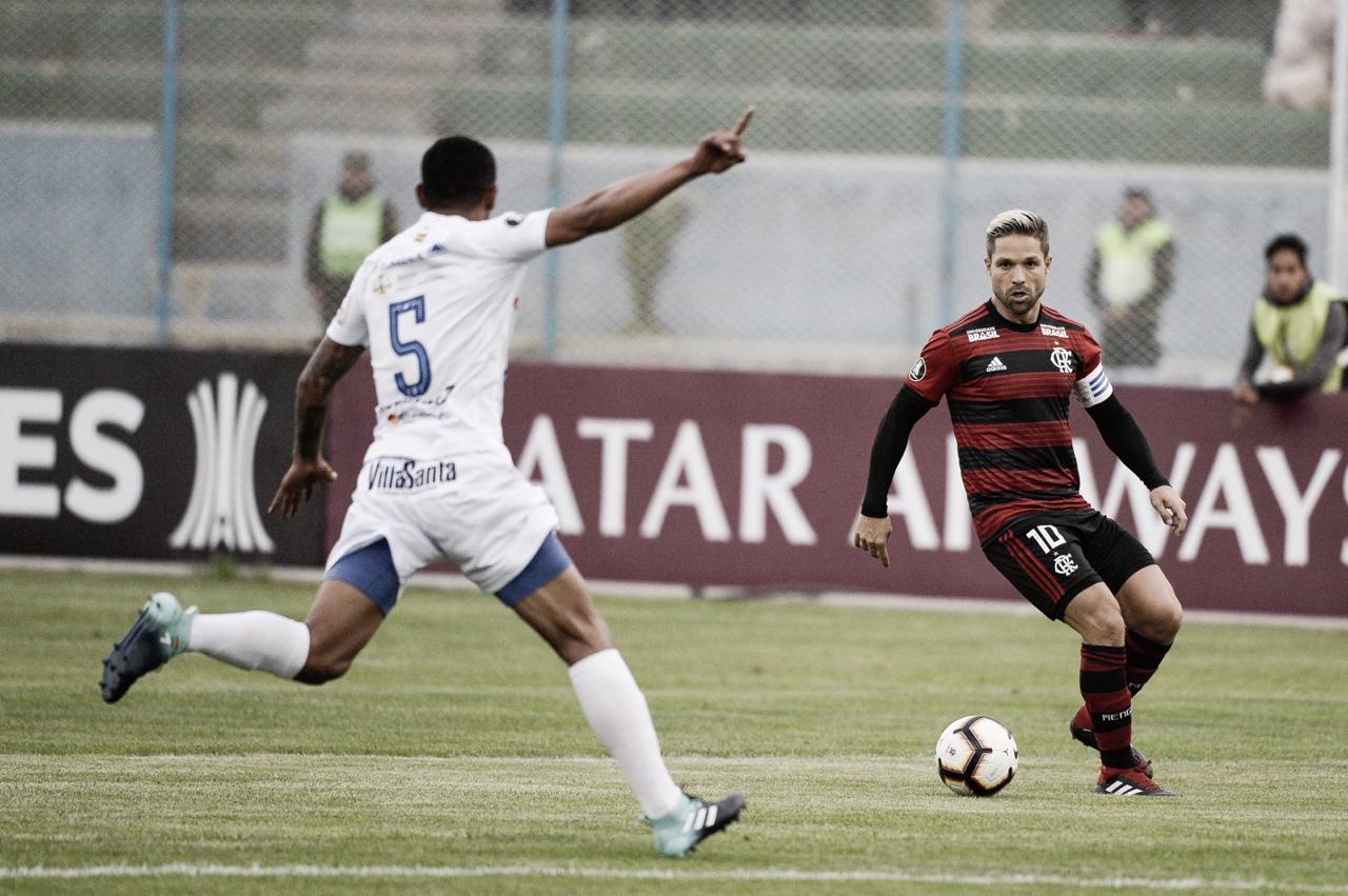 Flamengo recebe San José almejando encaminhar classificação na Libertadores