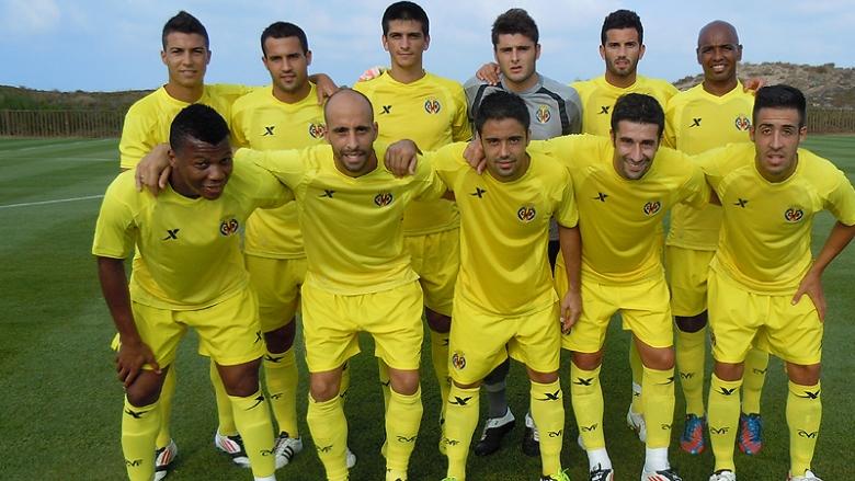 El Villarreal gana por 2 a 1 al Ontinyent