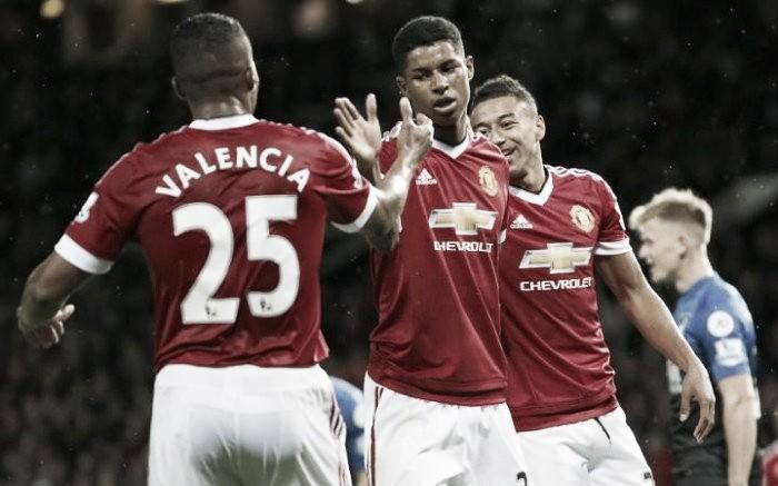 Premier, il Manchester si congeda con una vittoria: 3-1 al Bournemouth