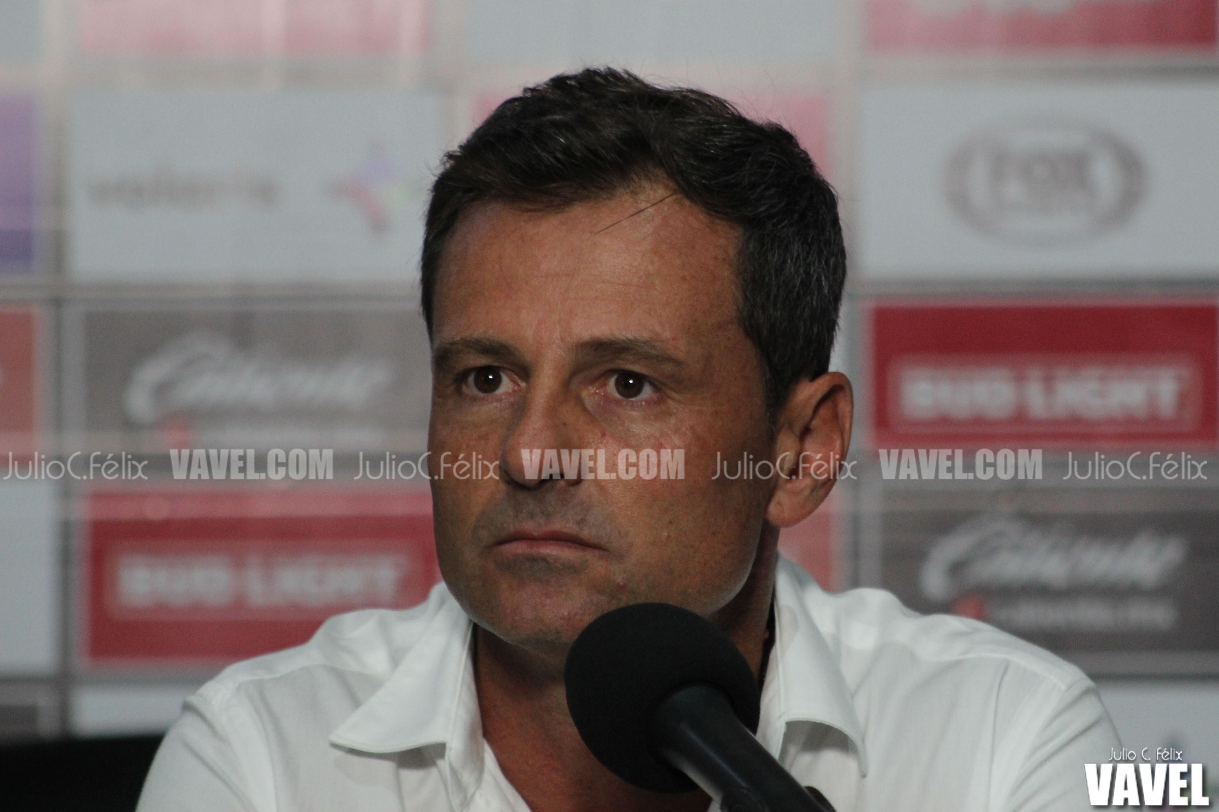 """Diego Cocca: """"Estamos en el camino correcto"""""""