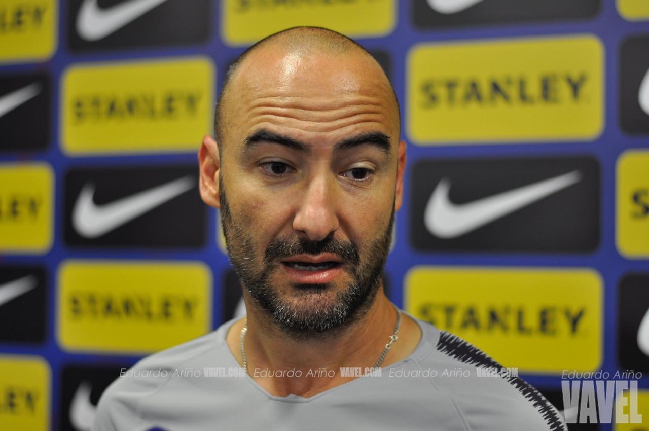"""Fran Sánchez: """"Siempre hay cosas a mejorar"""""""