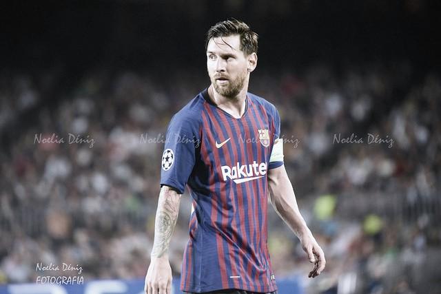 El 'maradoniano' gol de Messi ante el Getafe, elegido el mejor de la historia del Barcelona