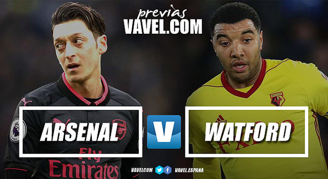 Arsenal vs Watford Preview: Gunners look to continue winning streak against in-form Watford