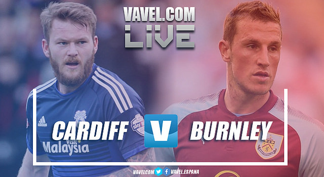 Cardiff 1-2 Burnley: Welshman Vokes piles more misery on Bluebirds