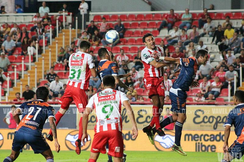 Necaxa y su buena racha contra Puebla en el Victoria