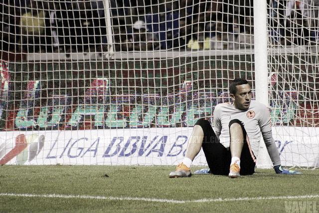 """Agustín Marchesín: """"Queremos jugar la Liguilla en nuestra casa"""""""