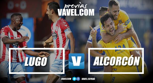 Previa CD Lugo - AD Alcorcón: la Copa no es molestia