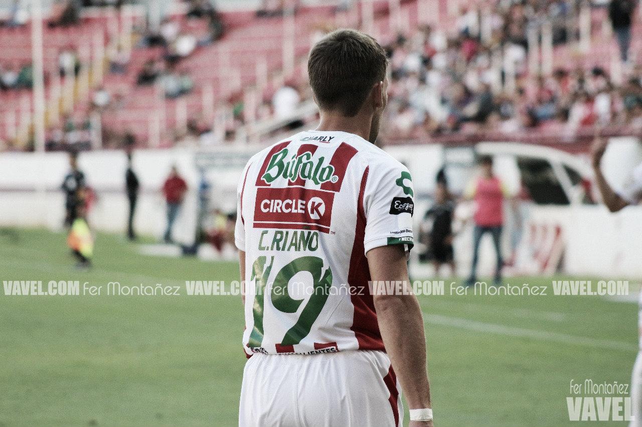 Claudio Riaño es baja de Necaxa; se unirá a Rosario Central