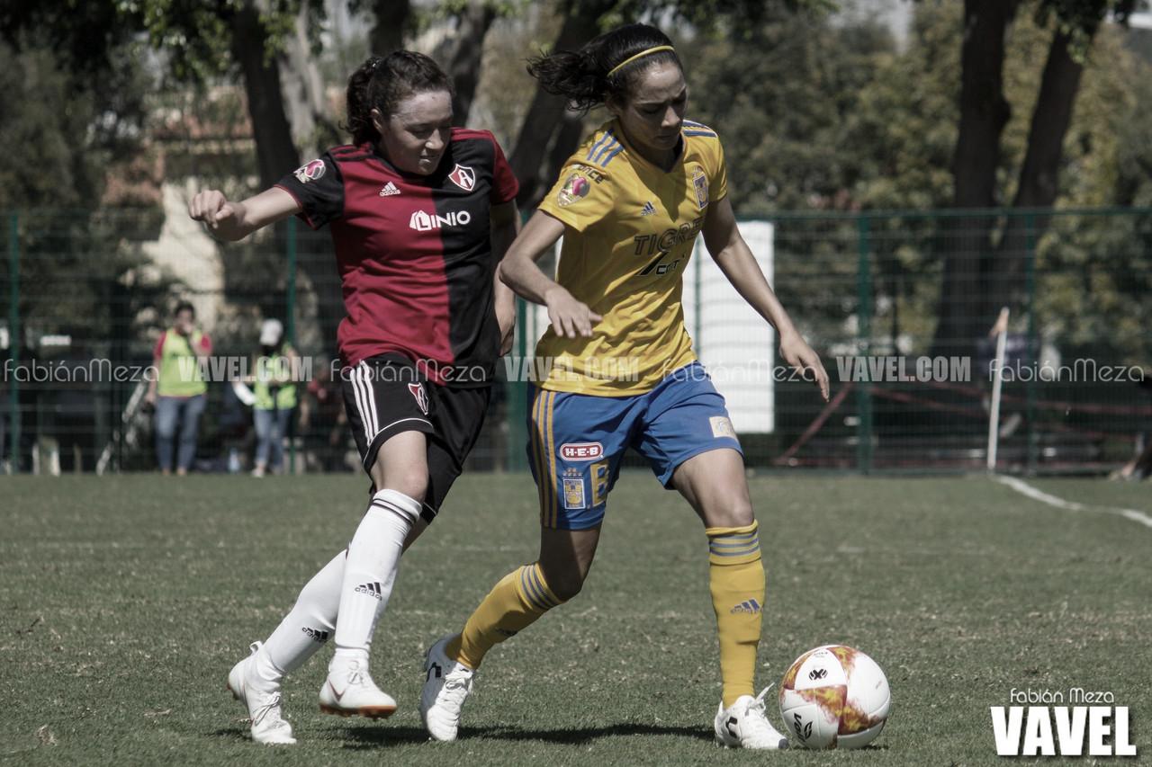 Carolina Jaramillo es nueva jugadora de Chivas Femenil