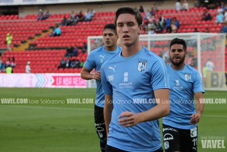 Marcel Ruiz sale de Querétaro