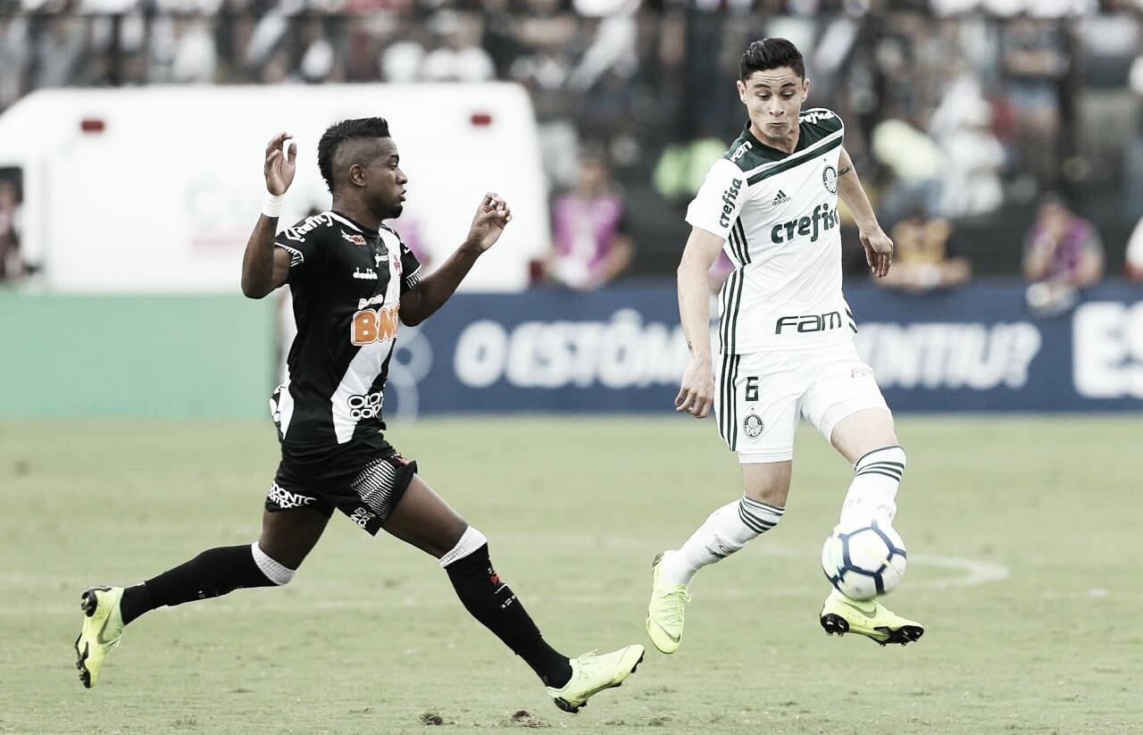 "Diogo Barbosa exalta grupo do Palmeiras em título Brasileiro: ""Incorporamos a camisa"""
