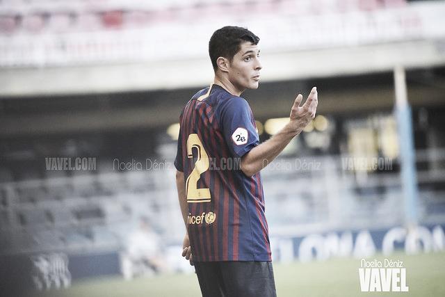 Dani Morer renueva con el FC Barcelona