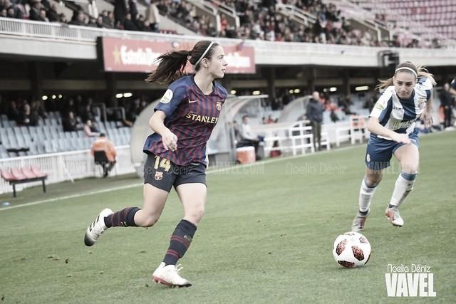 El Seagull, rival del Barça en la fase final de la Copa Catalunya Femenina