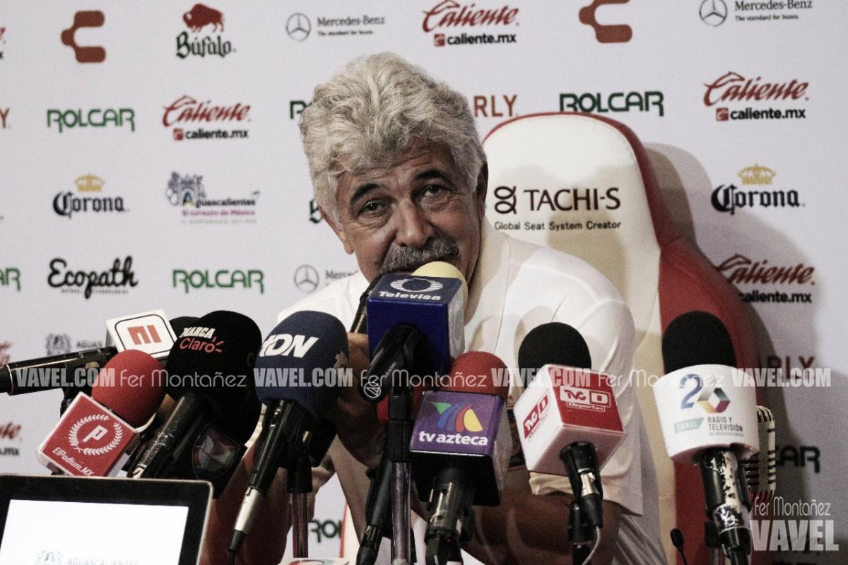 """Ricardo Ferretti: """"Tienen que escoger uno mejor que yo"""""""