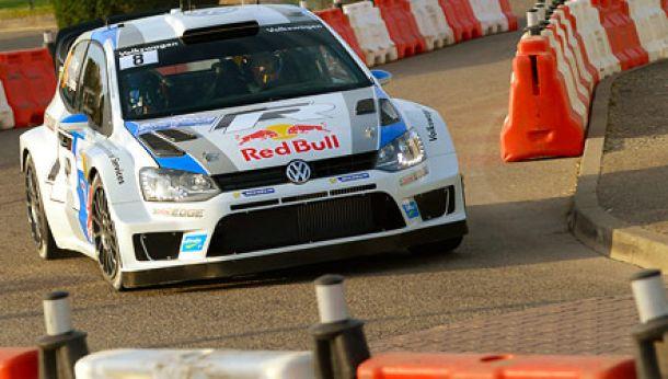WRC - France Etape 1 : Ogier champion du monde