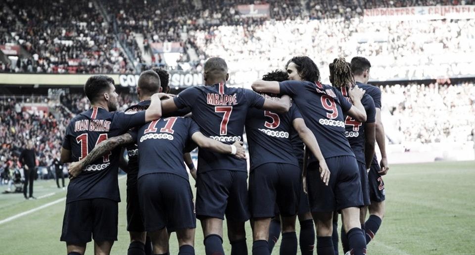 PSG goleia Amiens com absoluta tranquilidade e mantém os 100% na Ligue 1