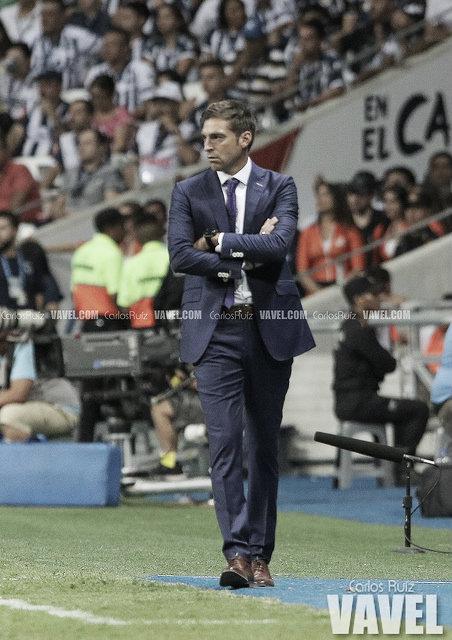 """Diego Alonso: """"Queremos retomar la victoria"""""""