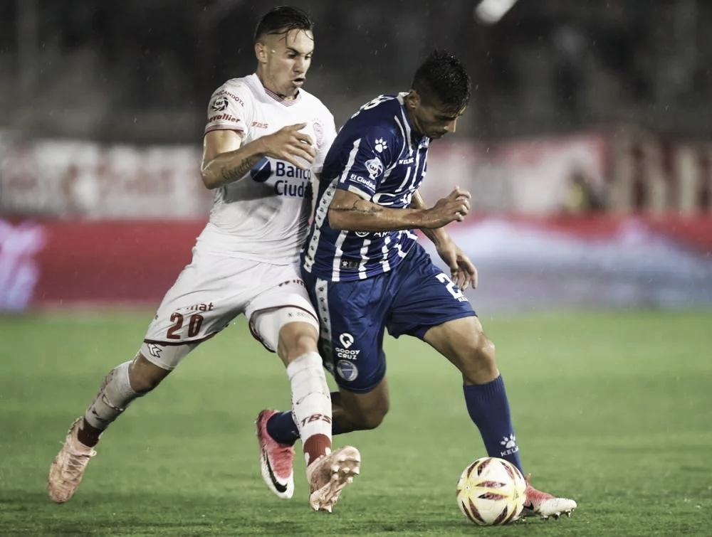 Previa Huracán - Godoy Cruz: Vuelta a la competencia por la Copa Argentina