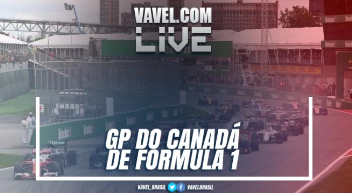 Grande Prêmio do Canadá de F1 ao vivo online
