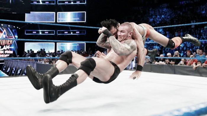 Randy Orton tiene su venganza