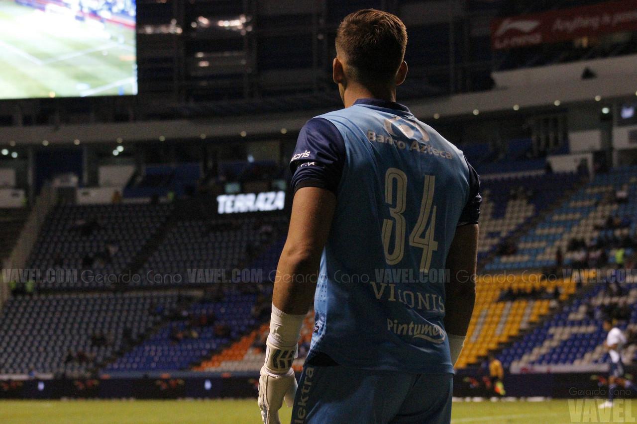Incertidumbre en torno a lesión de Nicolás Vikonis