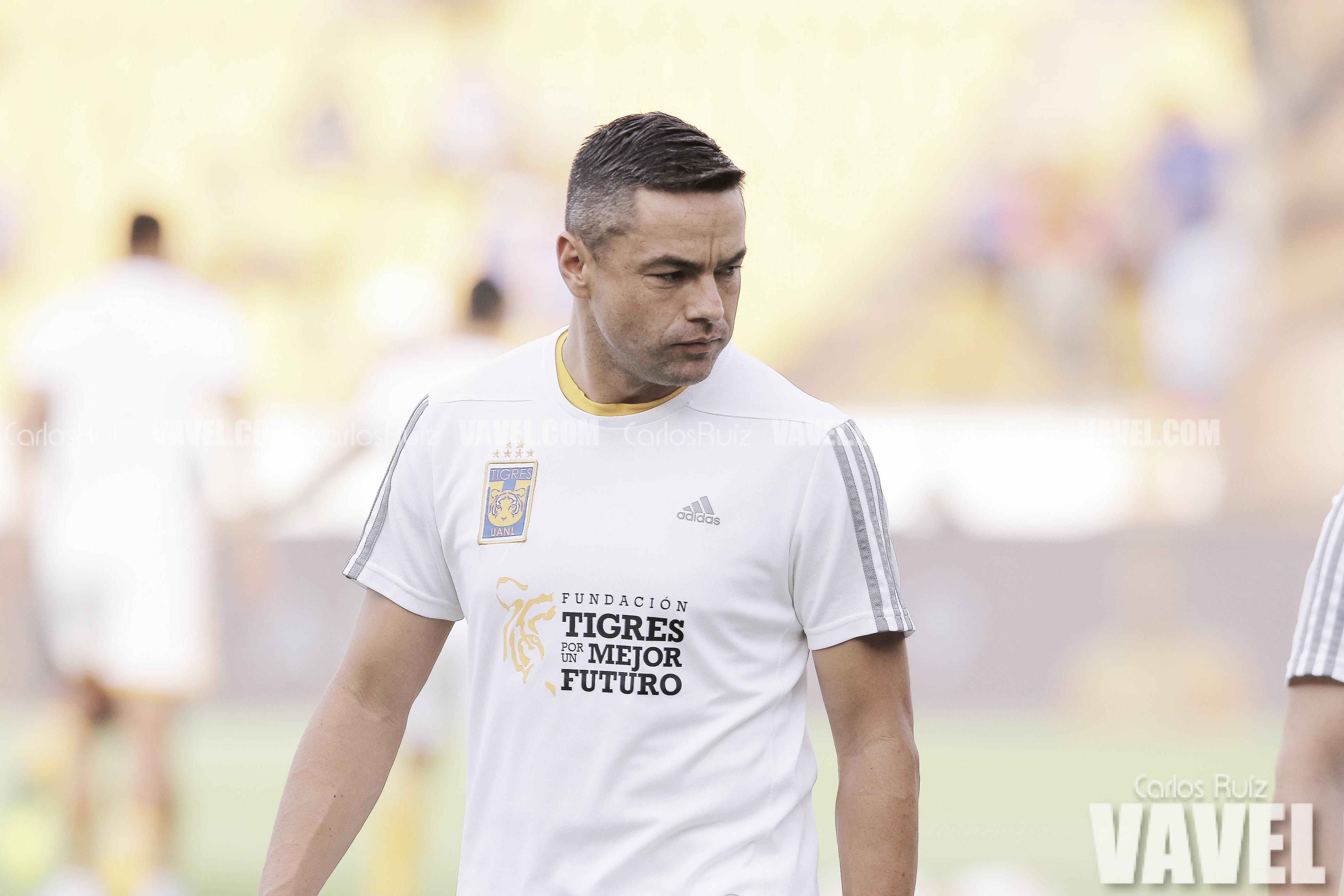 Juninho analizará su futuro con Tigres