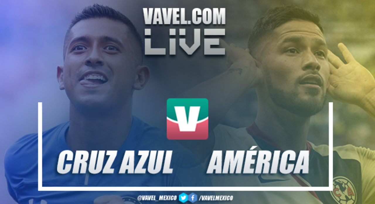 Resumen y goles Cruz Azul vs América en Final Apertura 2018 (0-2)