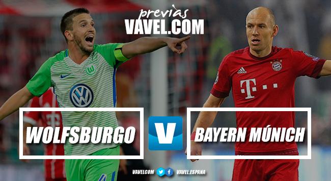 Resumen Wolfsburg vs Bayern Múnich en Bundesliga 2018 (1-3)