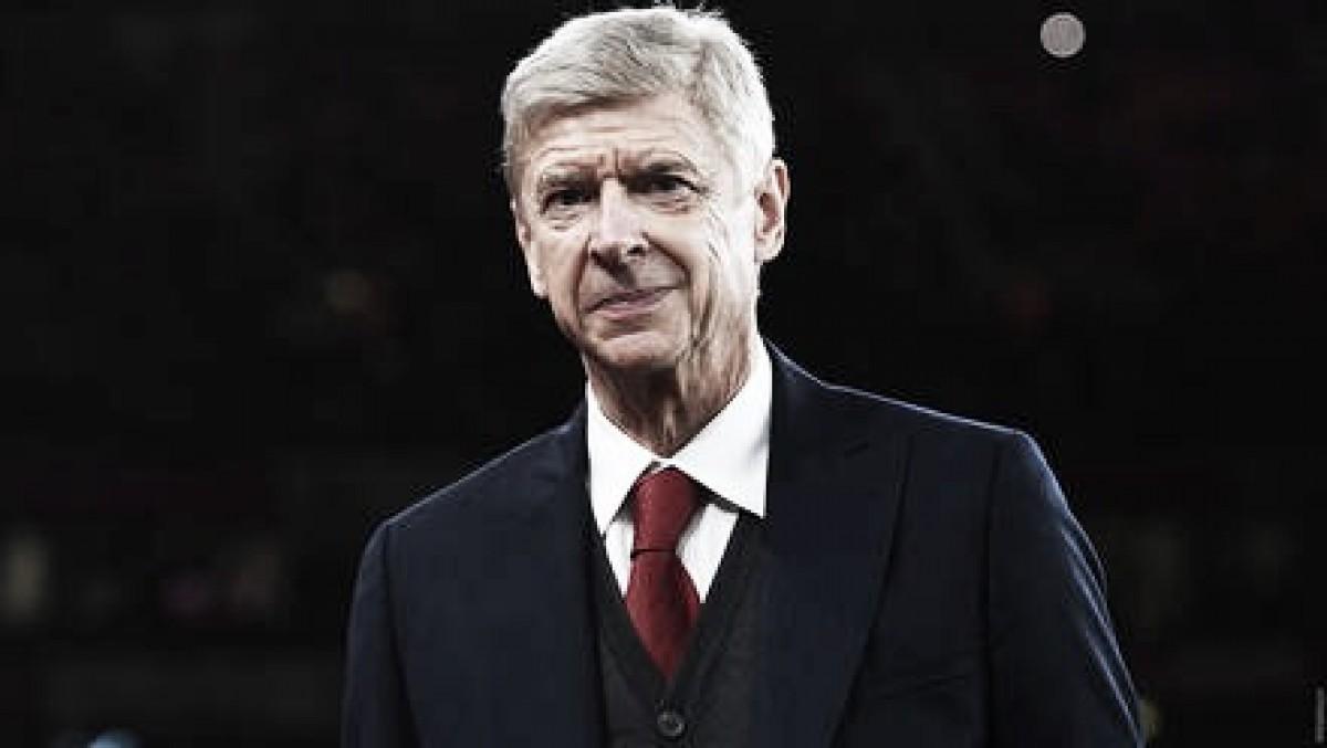 #MerciArsène: Arsenal anuncia saída de Wenger após duas décadas no comando