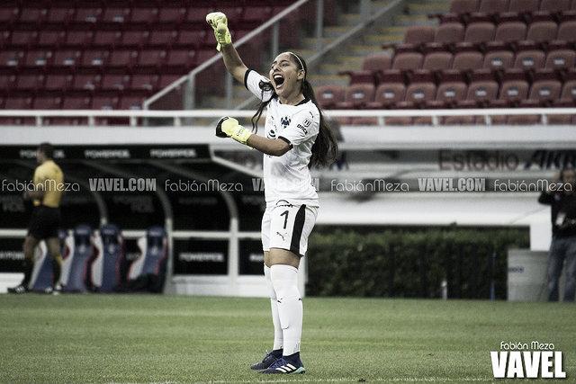 """Claudia Lozoya: """"No podía defraudar a mi equipo"""""""