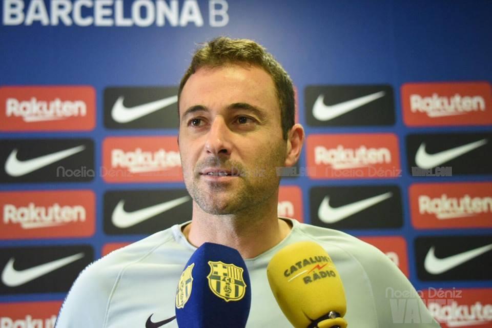 """Denis Silva: """"No tenemos grandes nombres, pero ya irán saliendo"""""""