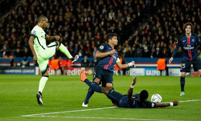 Champions, pari spettacolo tra Psg e Manchester City: 2-2 al Parco dei Principi