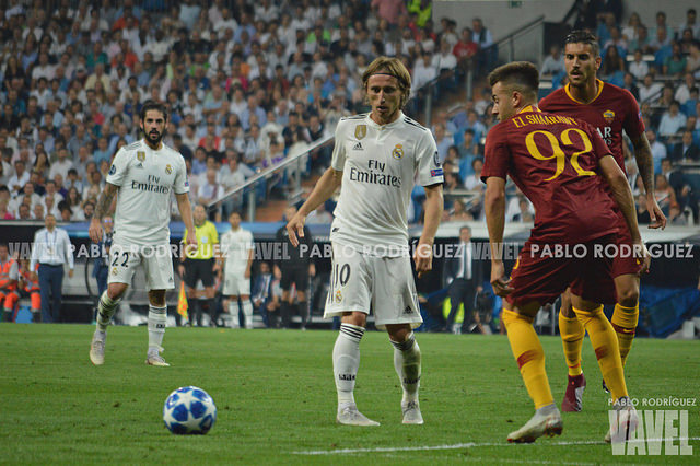 Previa Roma - Real Madrid: los dos buscan salir de la enfermería